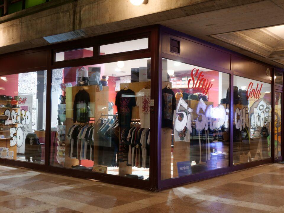Stay Gold negozio Skate&co