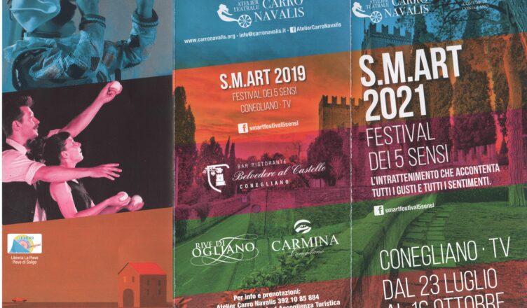 S.M.ART 2021 Festival dei 5 Sensi