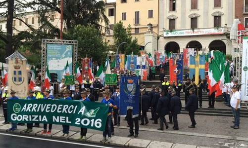 Raduno Alpini Conegliano 2015